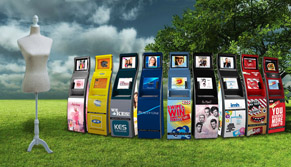 branded customized kiosks cyprus GTDigital